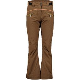Rehall Rease-R Snowpant Damen Skihose dark earth