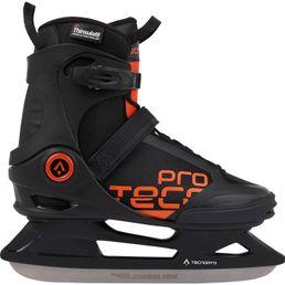 Techno Pro Phoenix 2.0 Herren Schlittschuhe Eishockeyschuhe black/orange
