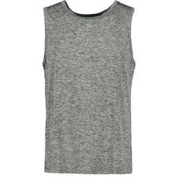 Energetics Robbi I ux Herren Tankshirt Trainingsshirt grey/melange