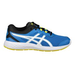 Asics Ikaia 9 GS Laufschuhe Kinder electric blue/white