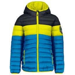 CMP Winterjacke Jungen Boy Jacket zip hood cyano