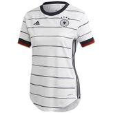 adidas Performance Damen DFB Home Trikot EM 2020 Heim Trikot T-Shirt DFB W JSY – Bild 1