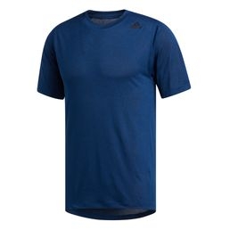 adidas performance FL_TEC Z FT CCO Funktionsshirt T-Shirt Herren blau