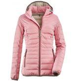 G.I.G.A. DX Uyaka Stripe Damen Funktionsjacke pink – Bild 1