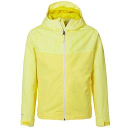 McKinley Alexandra II gls Kinder Outdoorjacke Mädchen aop/yellow light