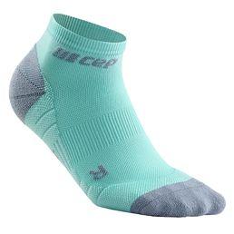 CEP low-cut socks 3.0 Laufsocken Kompressionssocken Damen ice/grey