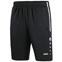 Jako Trainingsshort Active Sport Shorts Herren schwarz