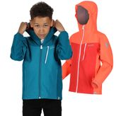 Regatta Highton Jacket Outdoorjacke Funktionsjacke Kinder  – Bild 1
