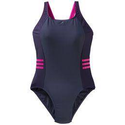 adidas performance OCC SWIM INF Damen Badeanzug blue/pink