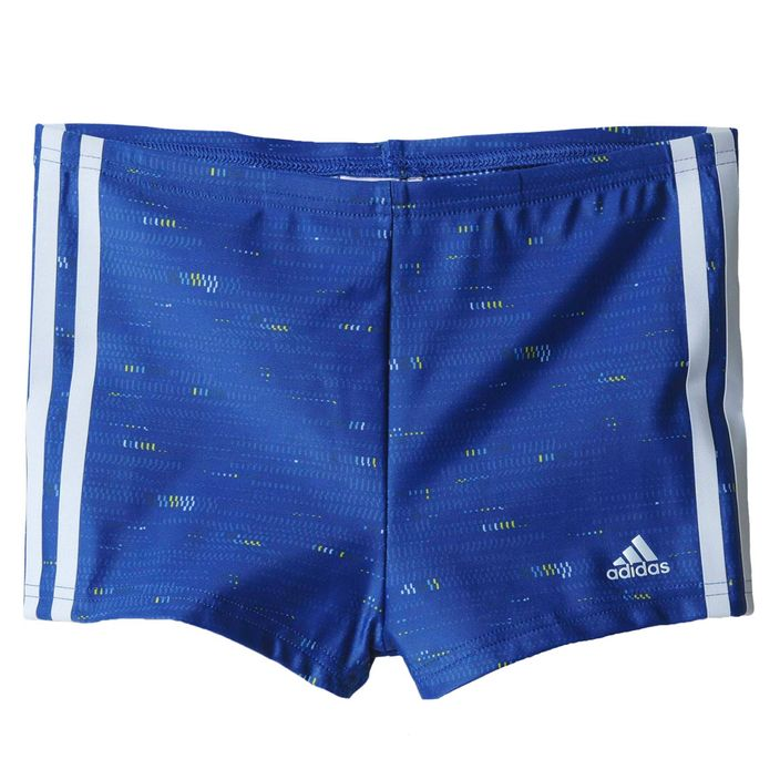 adidas performance Infinitex 3 Stripes Badehose Badeboxer Jungen Kinder croyal/iceblue