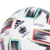 adidas performance UNIFORIA PRO Fußball Ball white/black/signal green  – Bild 2