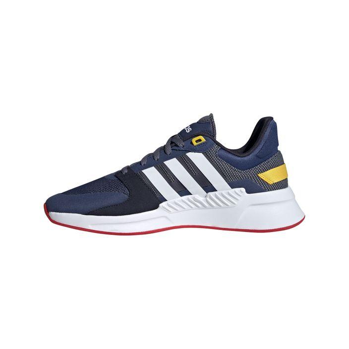 adidas performance RUN90S Freizeitschuhe Sneaker Herren onix/white/legink
