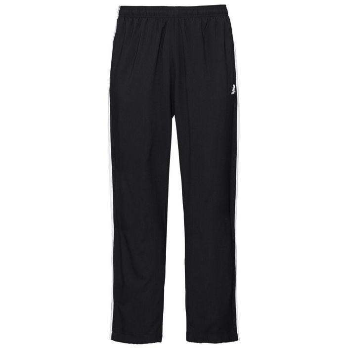 adidas performance OSR WV 3 Stripes Trainingshose lange Länge Herren black