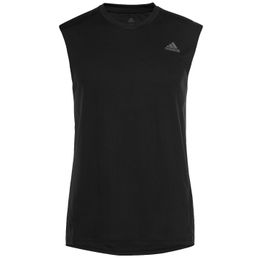 adidas performance Own The Run SLV  Funktionsshirt Tank Top Herren black