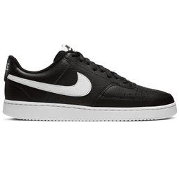 Nike Court Vision Low Freizeitschuhe Sneaker Herren black/white