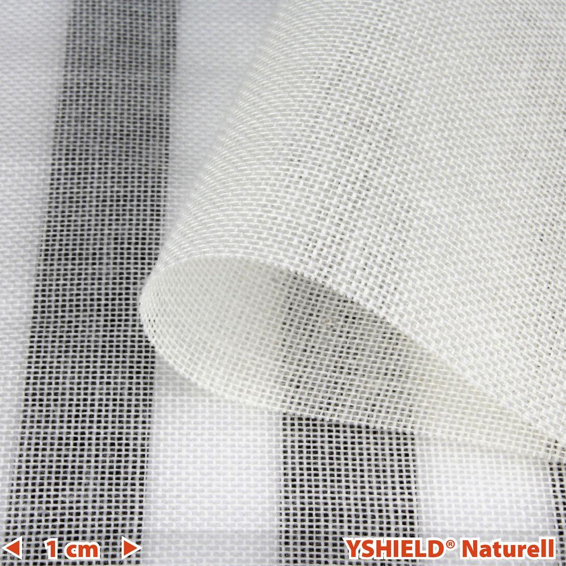 Swiss-Shield®  NATURELL™ | Abschirmstoff | Breite 250 cm | 1 Meter