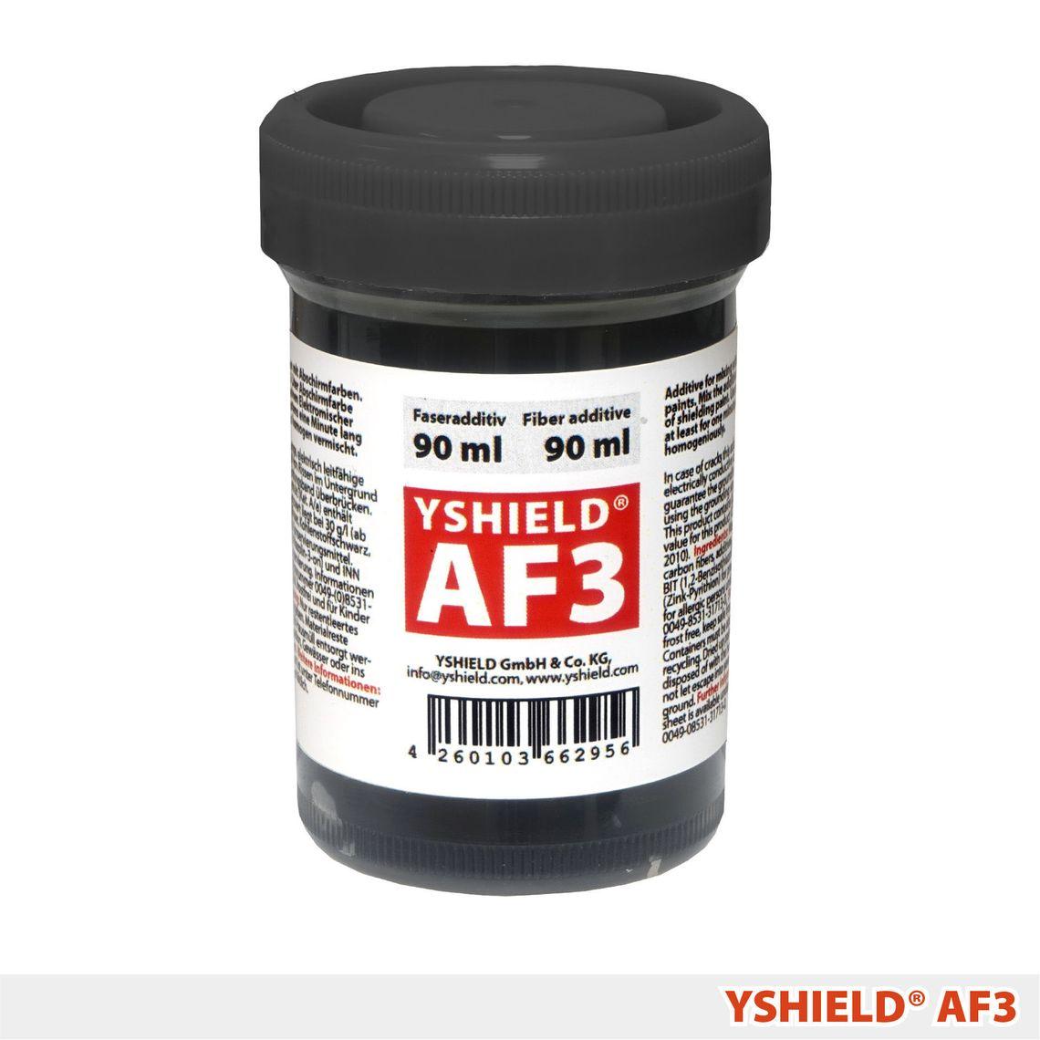 YSHIELD® AF3 | Faser-Additiv | 0,09 Liter