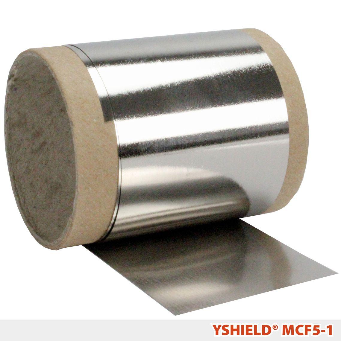 YSHIELD® MCF5 | Magnetic field shielding film | Width 5 cm | 1 meter
