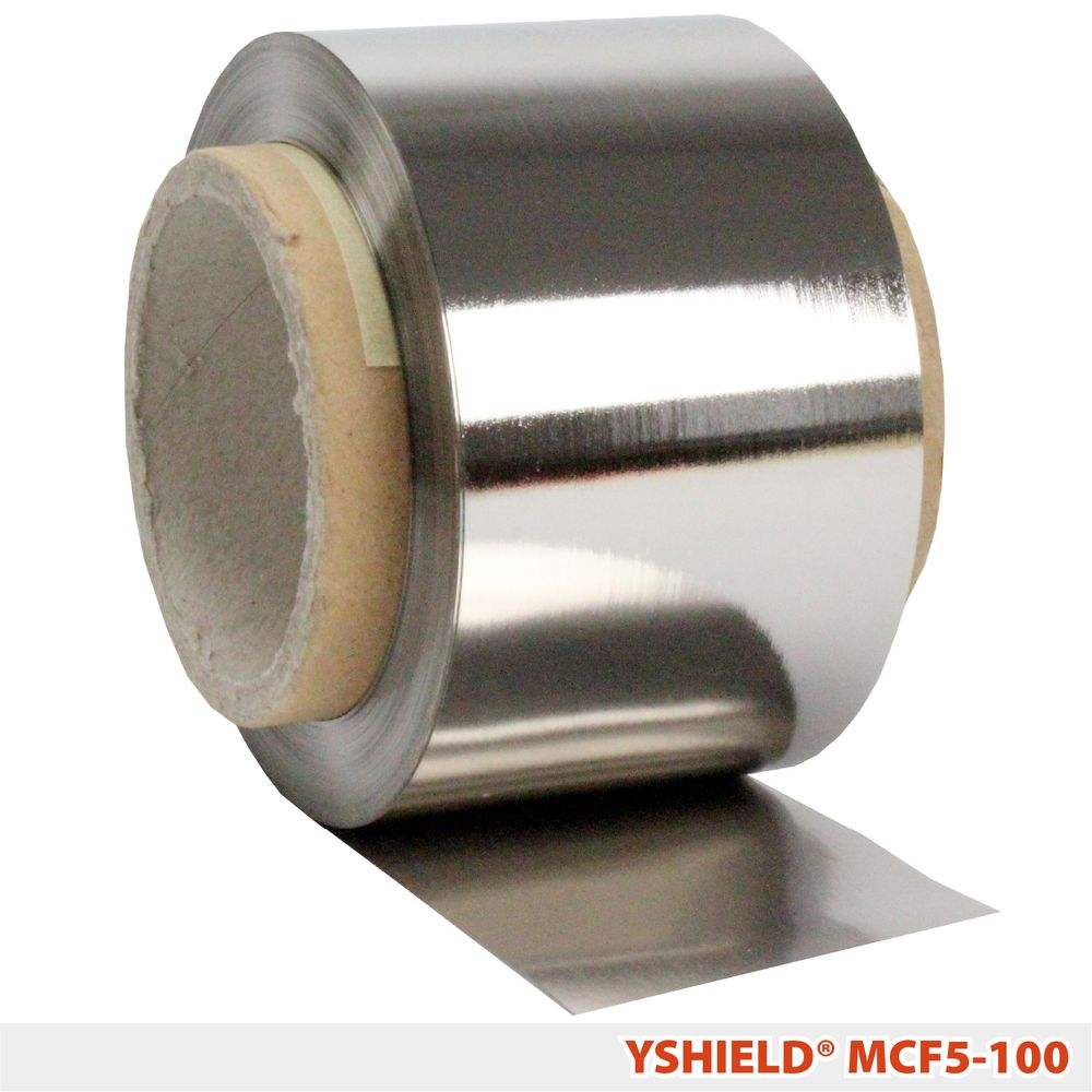 YSHIELD® MCF5   Magnetfeld-Abschirmfolie   Breite 5 cm   100 Meter