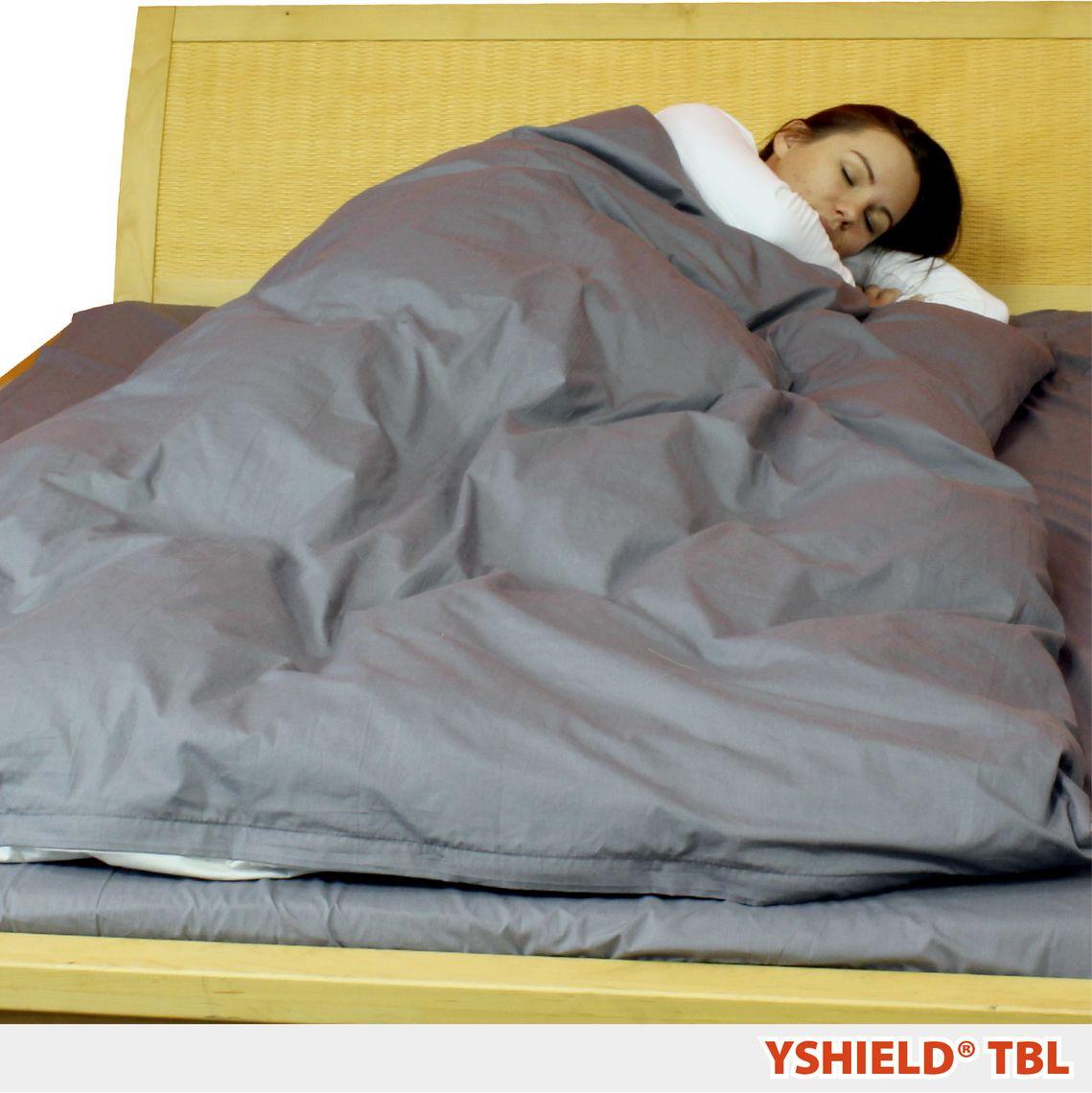YSHIELD® TBL | Abschirmende Bettwäsche