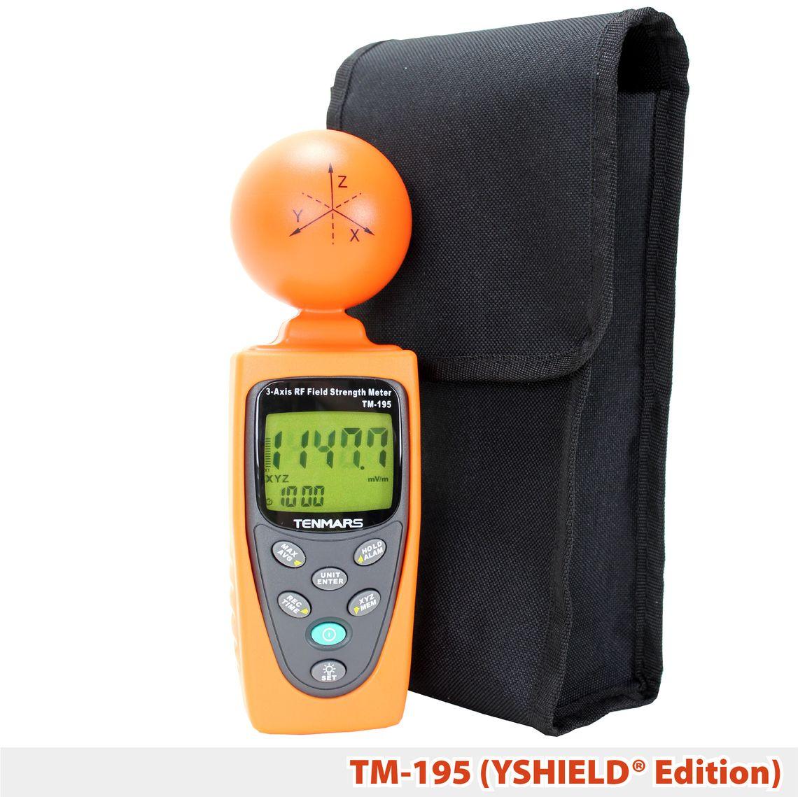 Tenmars TM-195 | Messgerät | YSHIELD® Edition