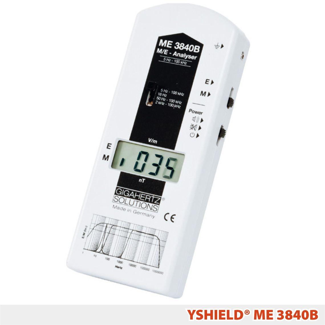Gigahertz-Solutions ME3840B | Meter
