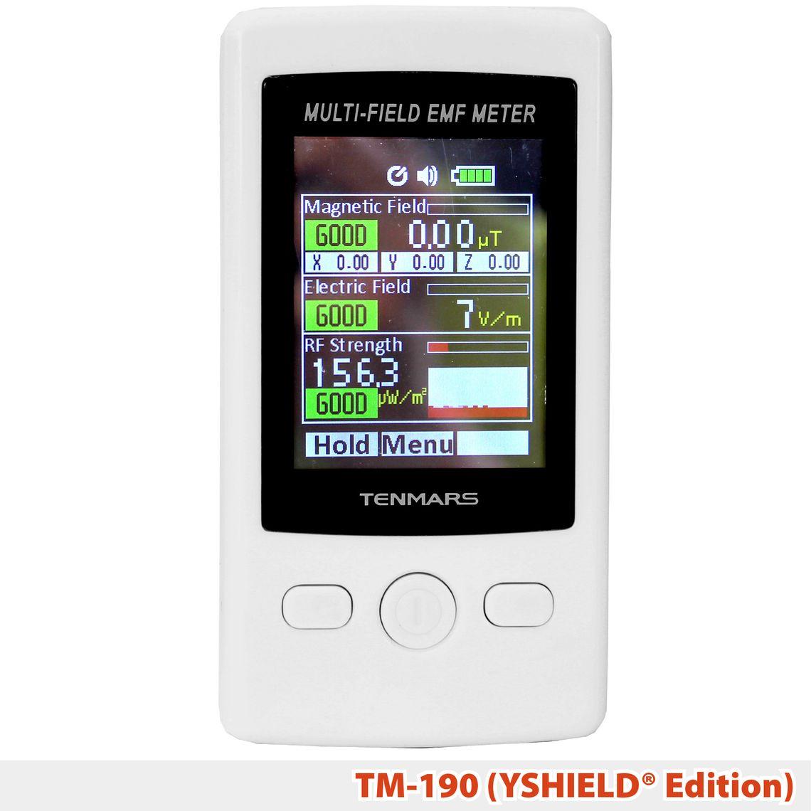 Tenmars TM-190   Meter   YSHIELD® Edition
