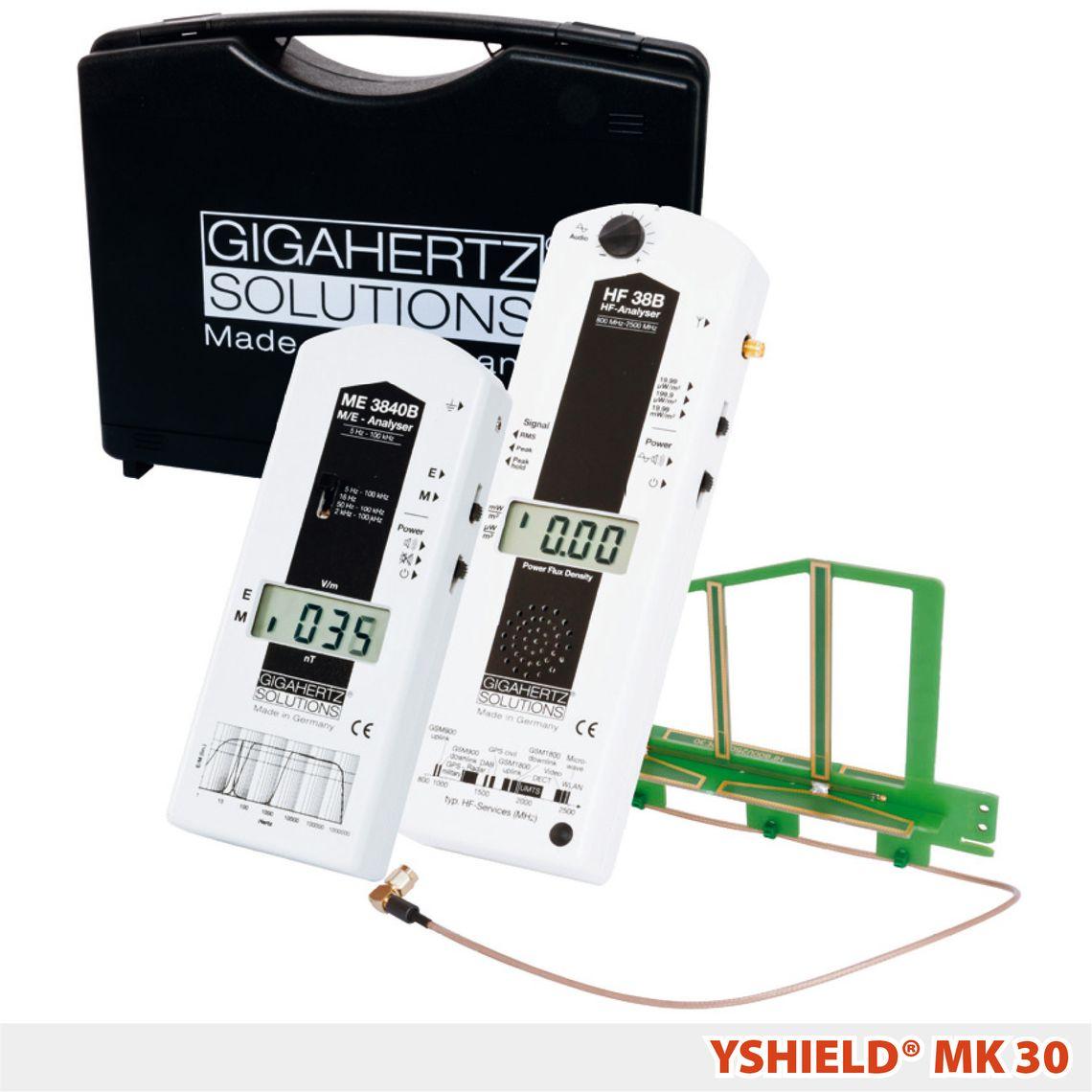 Gigahertz-Solutions MK30 | Messkoffer