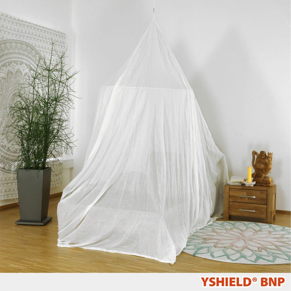 YSHIELD® BNP   Shielding canopy   Pyramidal   NATURELL