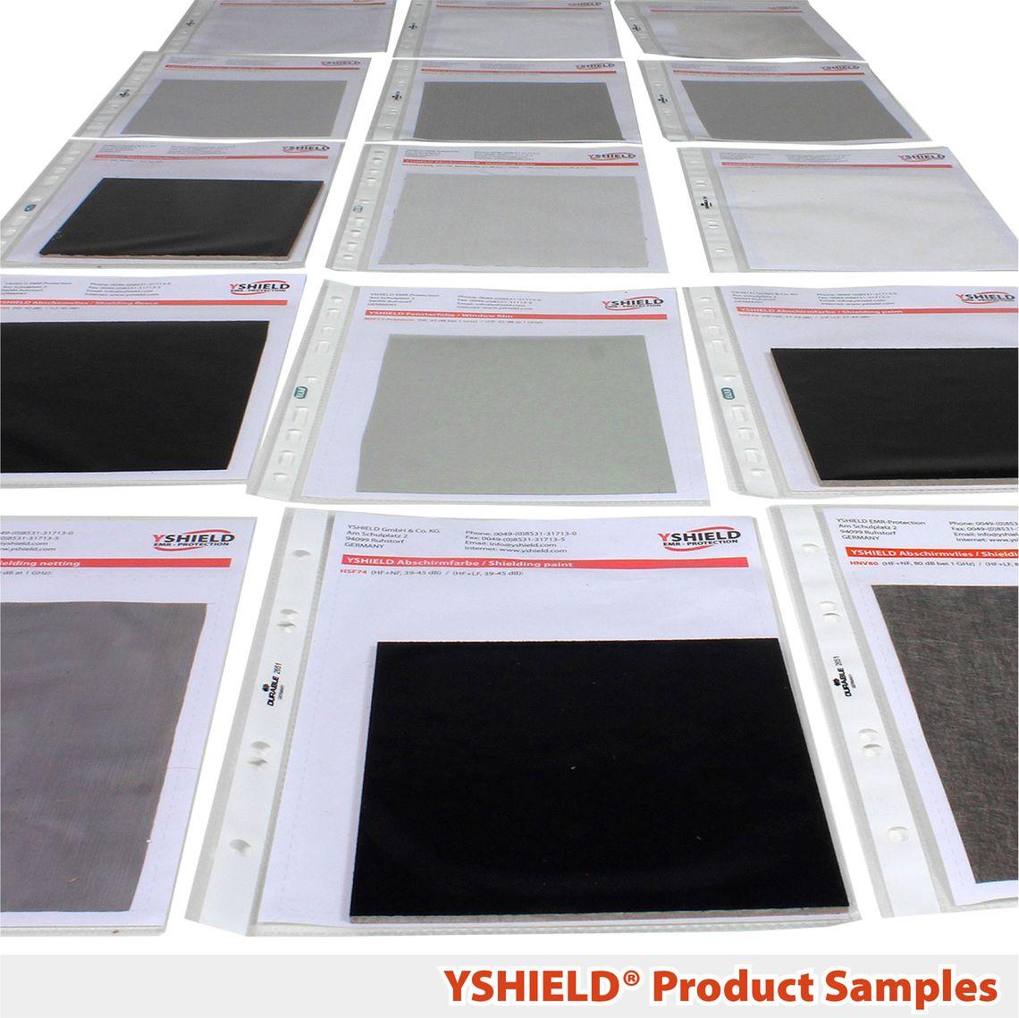 Sample sheets DIN A5
