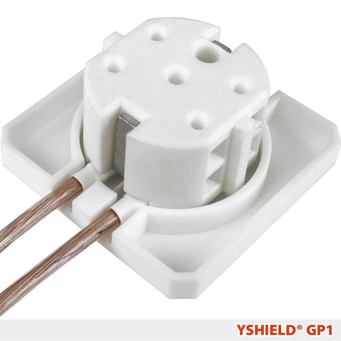 YSHIELD® GP1   Erdungsstecker Profi EF