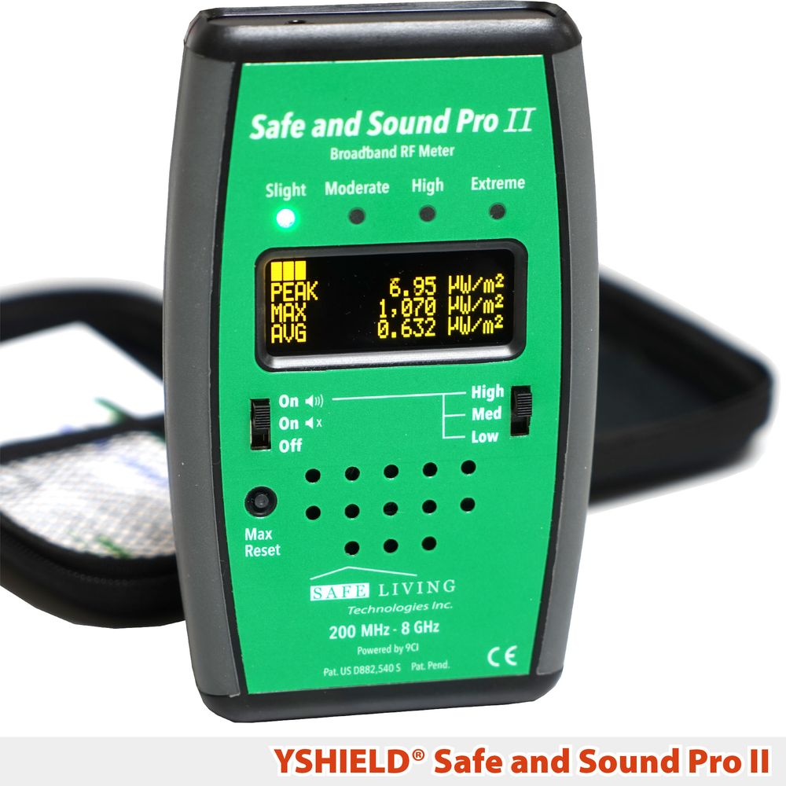 Safe and Sound Pro 2 | Mietgerät | Miete 7 Tage
