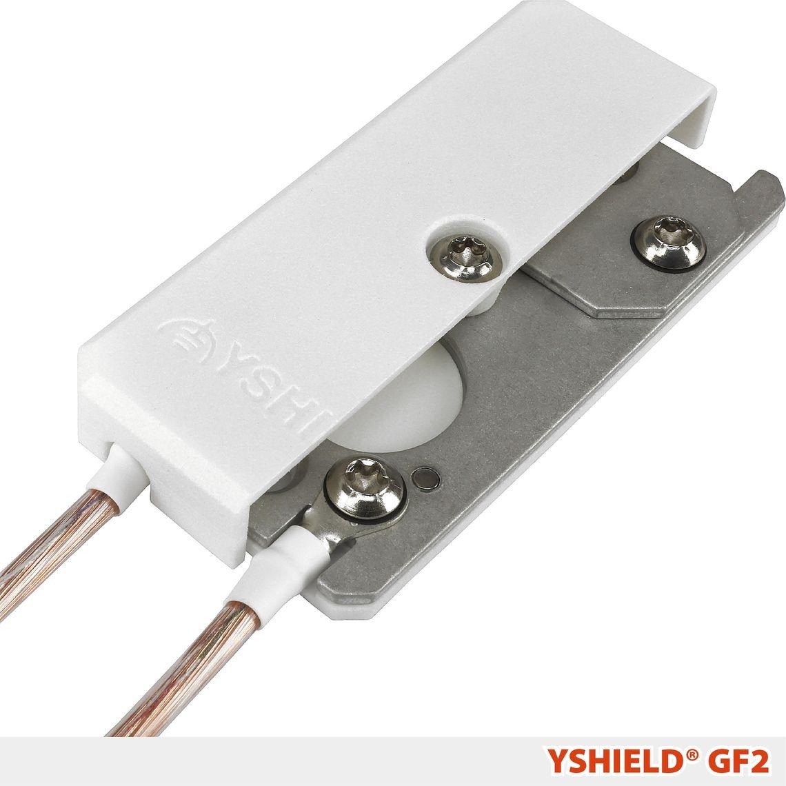 YSHIELD® GF2 | Erdungsgehäuse 40x80 mm
