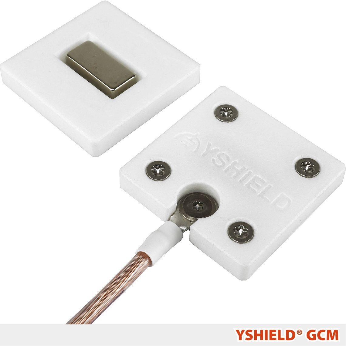 YSHIELD® GCM | Grounding connection Magnet