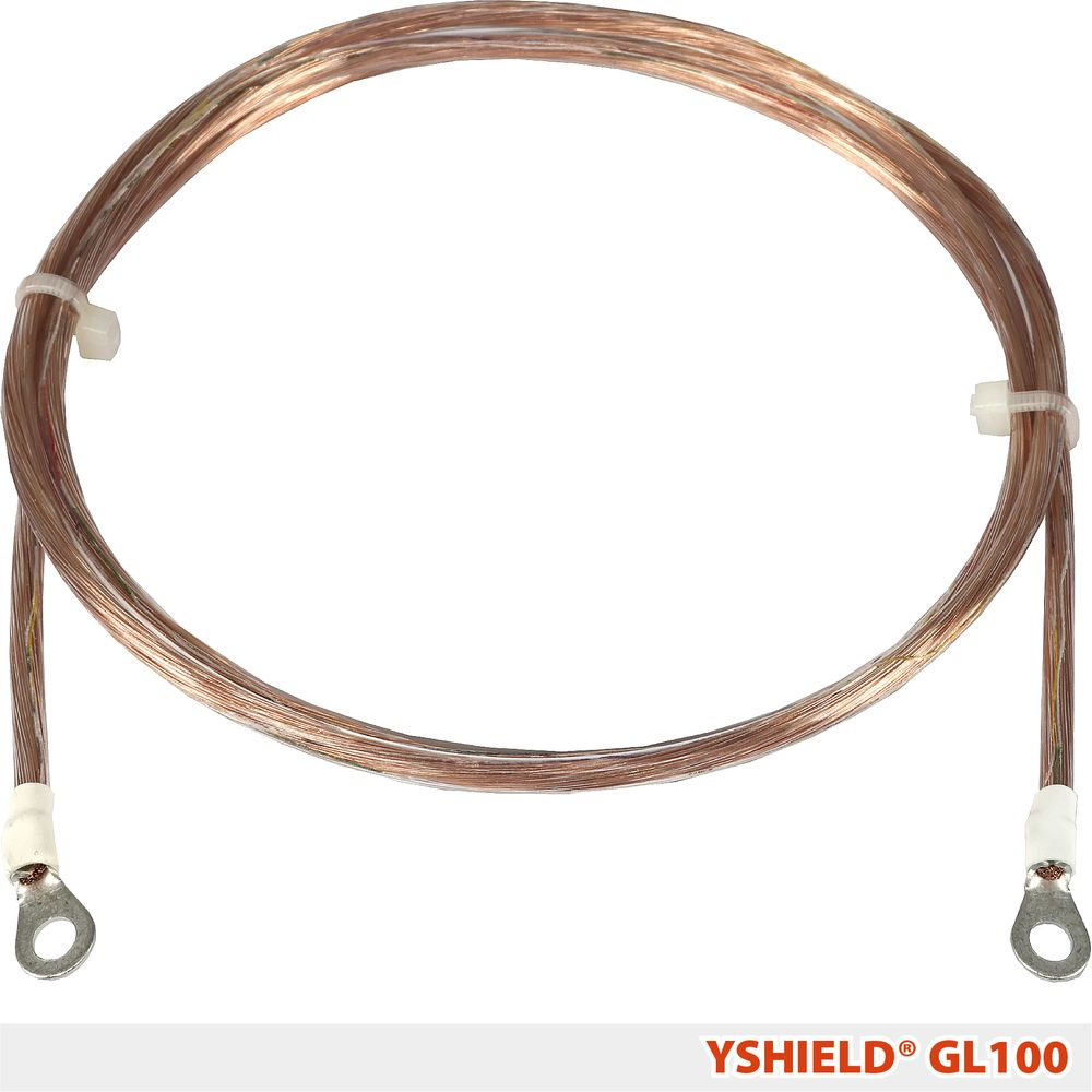 YSHIELD® GL100 | Grounding cable | 1 meter