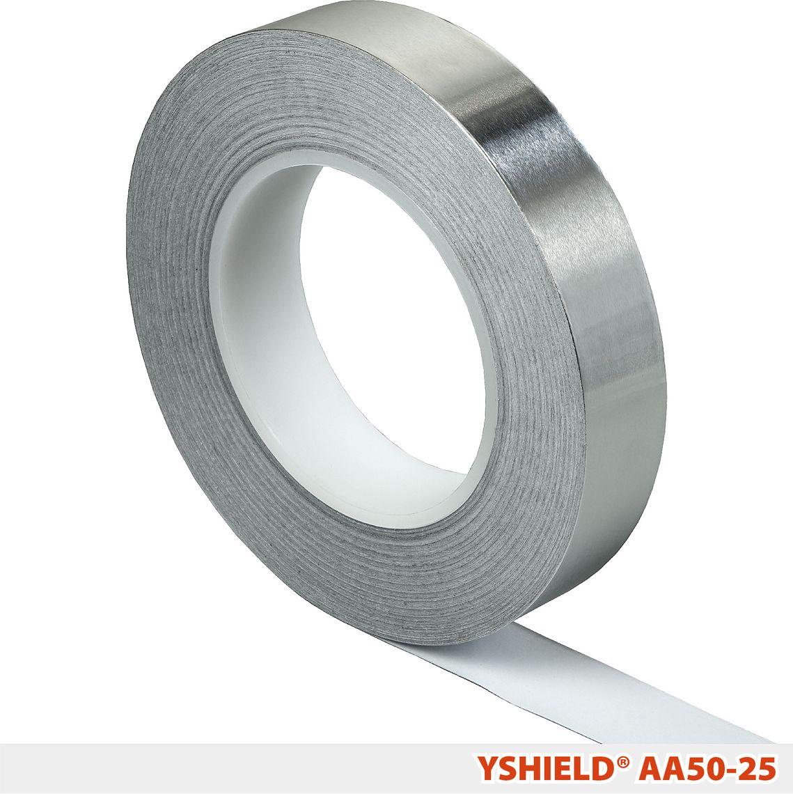 YSHIELD® AA50-25 | EMV-Klebeband | 50 Meter