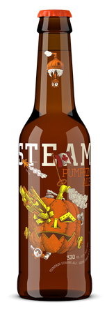 Pumpkin Ale 12x bottle 330ml