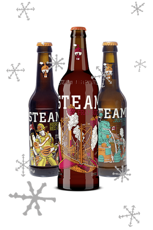 Steamworks Frambozen Package