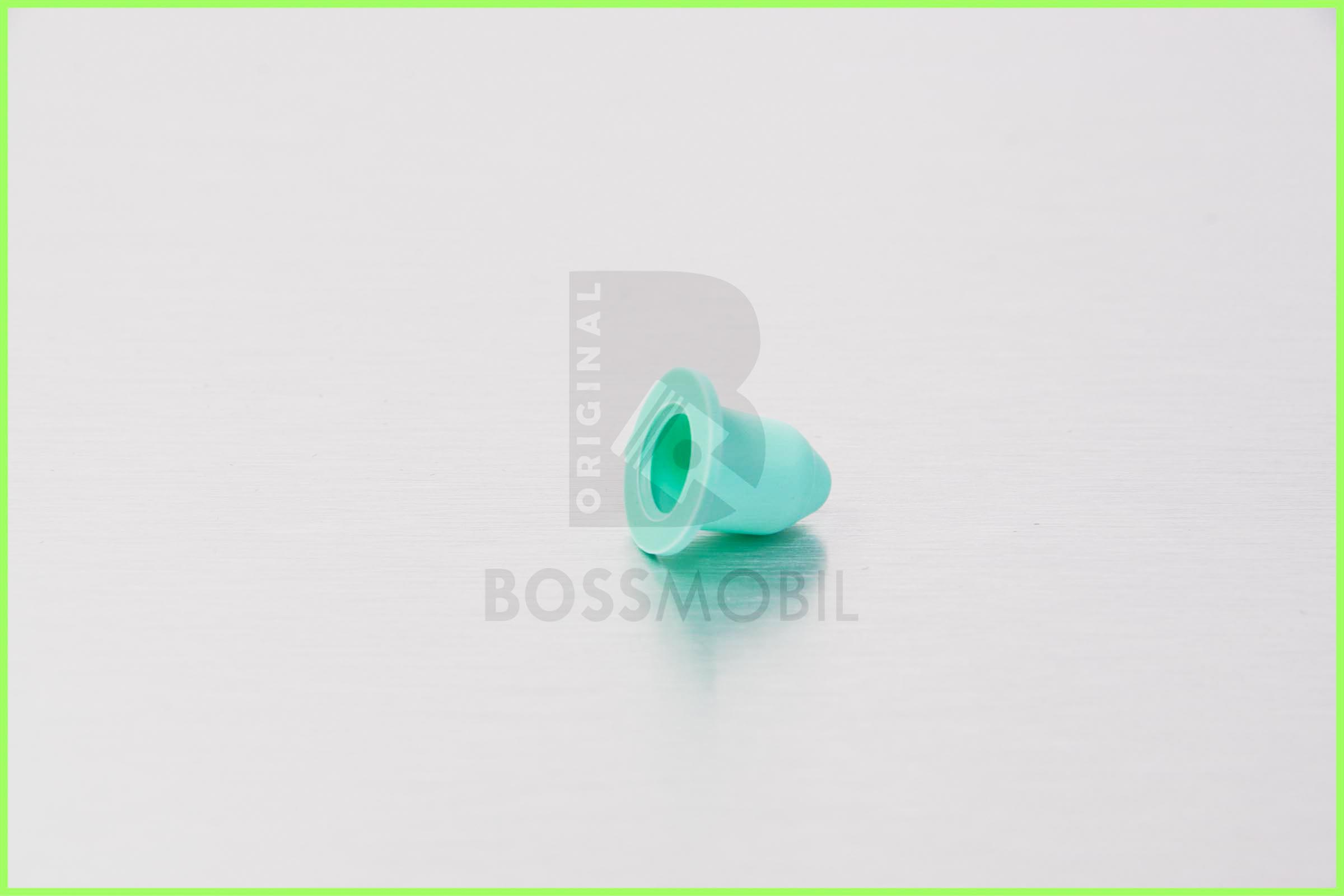 BossmobilTrim Strip Door Side Cladding Cover Bracket Grommets 13X12X7 mm