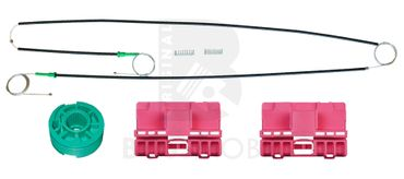 A6 S6 Vorne Rechts , manuell oder elektrische Fensterheber Reparatursatz