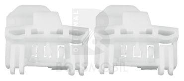 AUDI A4 (B5),Vorne  Links, manuell oder elektrische Fensterheber Reparatursatz – Bild 1