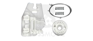 Bossmobil BMW 3 (E46), 4/5 doors, rear left, window lifter repair kit