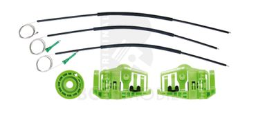 Bossmobil BMW 3 (E46), 2/3 doors, front right or left, window lifter repair kit