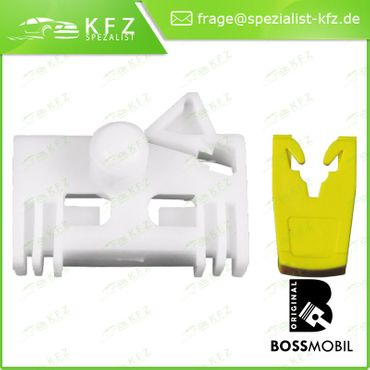 Bossmobil Citroen C3 Pluriel (HB_), 2/3 doors, front left, window lifter repair kit