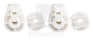 Original Bossmobil C3 Pluriel (HB_), 2/3 doors, rear right or left, window lifter repair kit