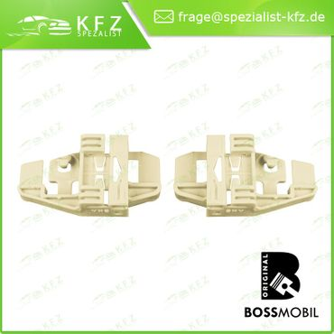 Bossmobil Citroen XSARA PICASSO (N68), , 4/5 doors, front right or left, window lifter repair kit