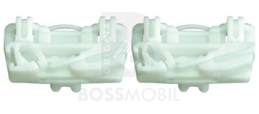 Bossmobil Landrover FREELANDER (LN) (Soft Top)(Coupe),  2/3 doors or 4/5 doors, front right, window lifter repair kit