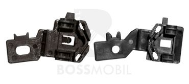 Bossmobil Nissan QASHQAI / QASHQAI +2 (J10, JJ10), 4/5 doors, front right, window lifter repair kit