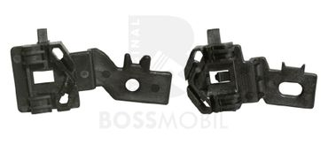Bossmobil Nissan QASHQAI / QASHQAI +2 (J10, JJ10), 4/5 doors, front left, window lifter repair kit