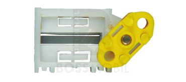 Bossmobil Opel CORSA C (F08, F68), CORSA C Kasten (F08, W5L),  2/3 doors or 4/5 doors, front right or left, window lifter repair kit